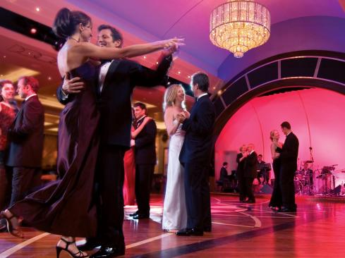 Don't let fear stop you from dancing on the Queen Mary 2.