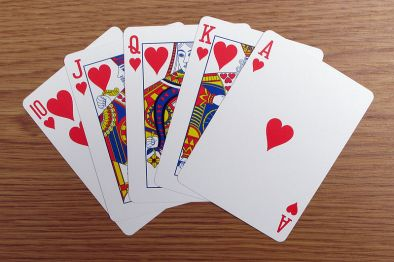 Using your sales procedure is a great way to play your cards right.