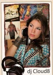 Fayzah (DJ Cloud8) for Latin Hop magazine
