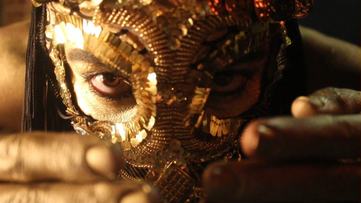 Close Up Aufnhame, Bodypaint Dance Music Video, Freudenthal, Frank Döllinger
