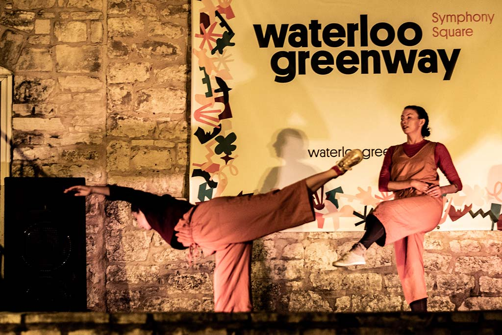 waterloo greenway dance 2019