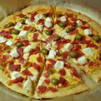 Smak domowej pizzy