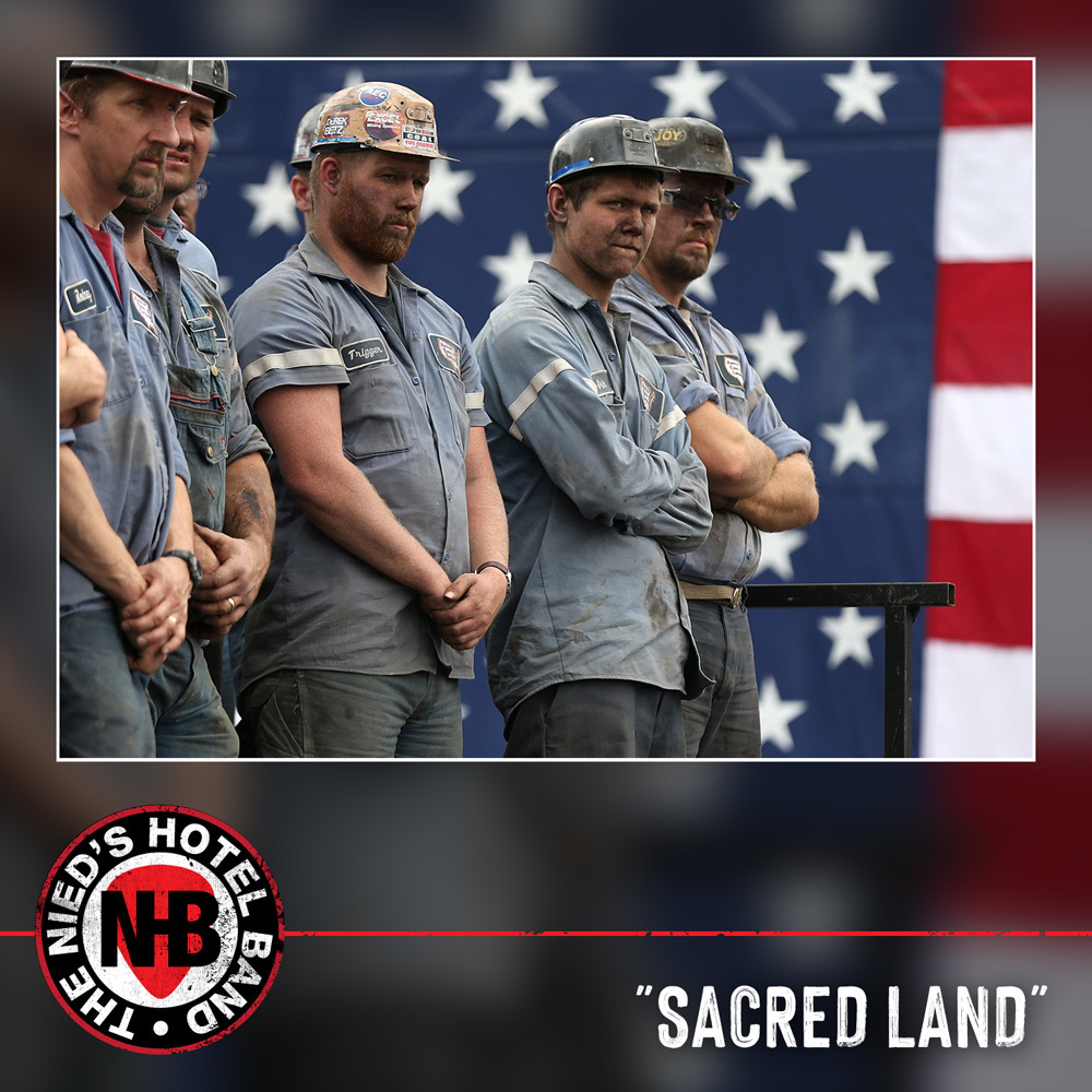Sacred Land – Nied's Hotel Band reviewed by Dave Franklin