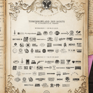 Tomorrowland unveils 2019 roster of stage hosts, featuring Carl Cox, Dirtybird, Charlotte de Witte, and moreScreen Shot 2019 01 17 At 13.42.30 1