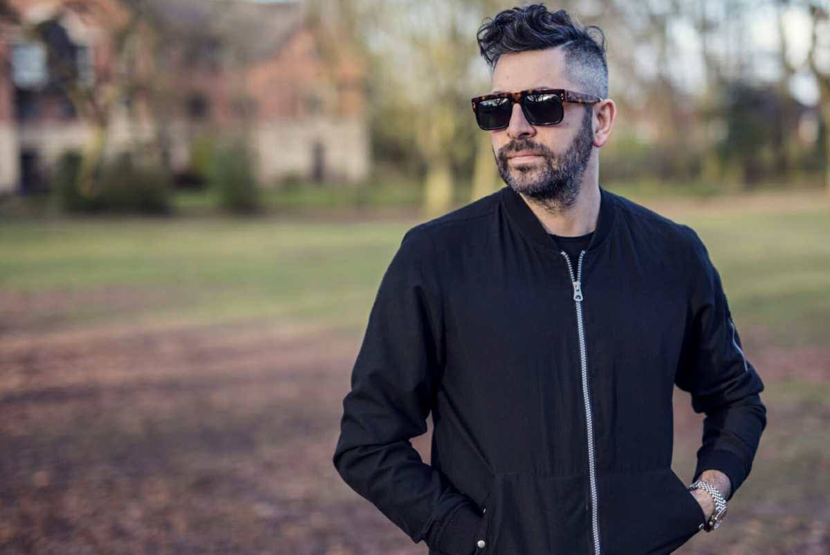 Techno Tuesday: Darius Syrossian on 'taking clubbing back to clubs' through new label + show conceptDARIUS SYROSSIAN 5