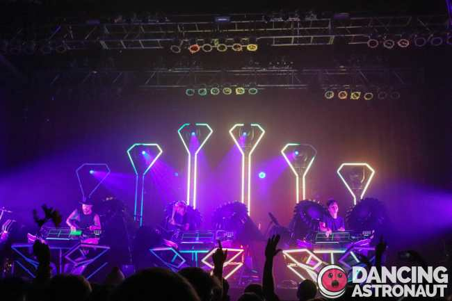 The Glitch Mob – 'See Without Eyes' world tour, ft. The Blade 2.0 – photography by Ryan CastilloIMG 0235