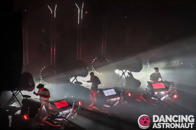 The Glitch Mob – 'See Without Eyes' world tour, ft. The Blade 2.0 – photography by Ryan CastilloIMG 0249