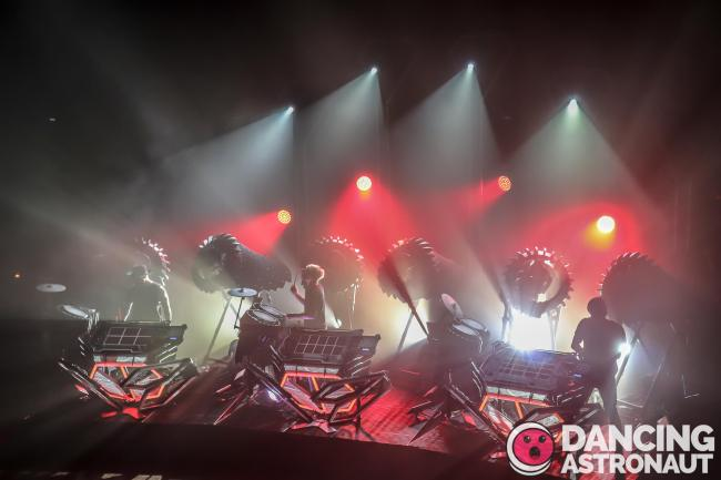 The Glitch Mob – 'See Without Eyes' world tour, ft. The Blade 2.0 – photography by Ryan CastilloIMG 0277