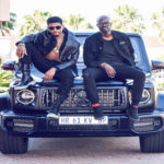 Black Coffee and Usher link for a must-listen R&B afrobeat hybrid, 'LaLaLa' [Stream]Usher Coffee