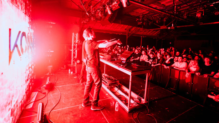 KOAN Sound delve into their bespoke connection to music, discuss new visual live show [Interview]2019 In Parallel ©Sarah Koury 51