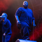 Run The Jewels action figures star in 'Walking In The Snow' music videoRun The Jewels Credit Lorne Thomson Dancing Astro