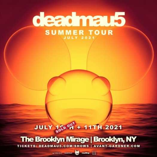 Brooklyn Mirage to host deadmau5's first New York shows of 2021E4Bb3yHUcAA US