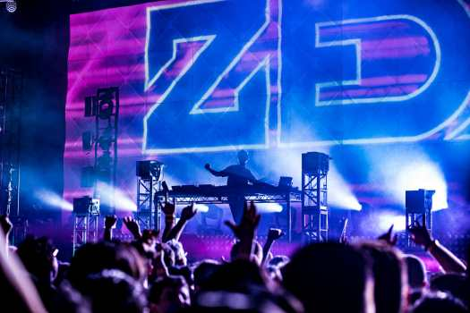 Zedd floods The Brooklyn Mirage with color during venue debut | Images by Alive CoverageZEDDMIRAGE2021 0710 020556 3067 ALIVECOVERAGE