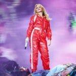 Kylie Minogue plots 'DISCO' remix album with Basement Jaxx, Dua Lipa, Gloria Gaynor, and moreKylie Minogue Glastonbury 2019 E1633716017729