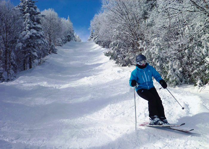 Skiing Seasons in the Smokies