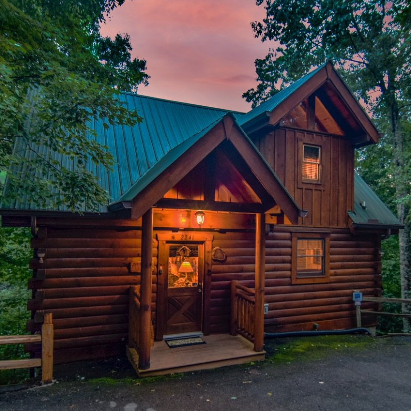 Dancing Bearfoot Cabin Buying a cabin in the Smokies