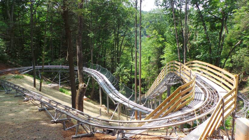 gatlinburg-mountain-coaster