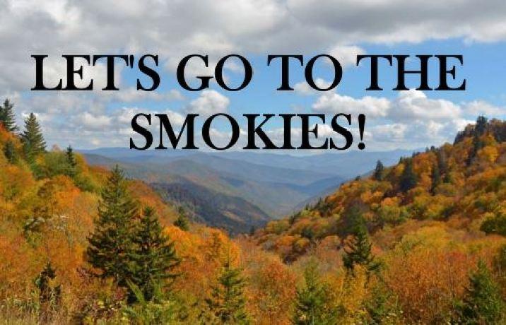 Loets go to the smokies logo