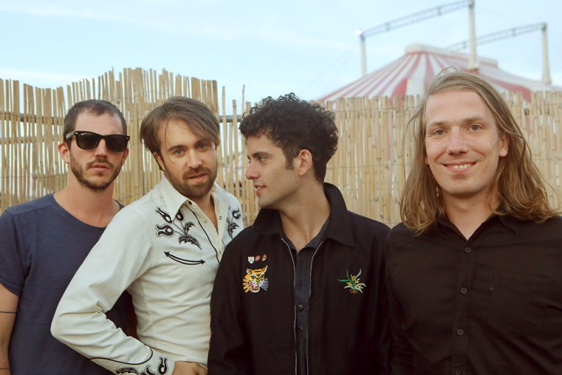 The Vaccines Solidays Festival Paris Interview