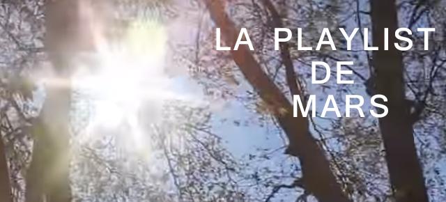 La playlist de mars