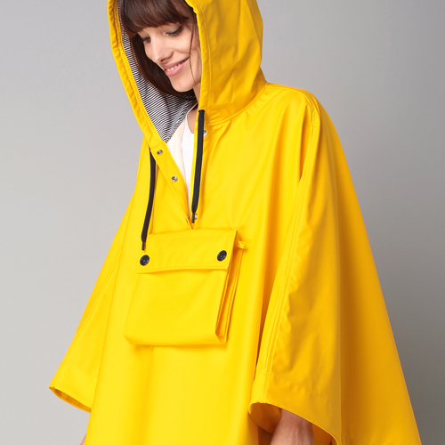 poncho-petit-bateau-ciré-jaune