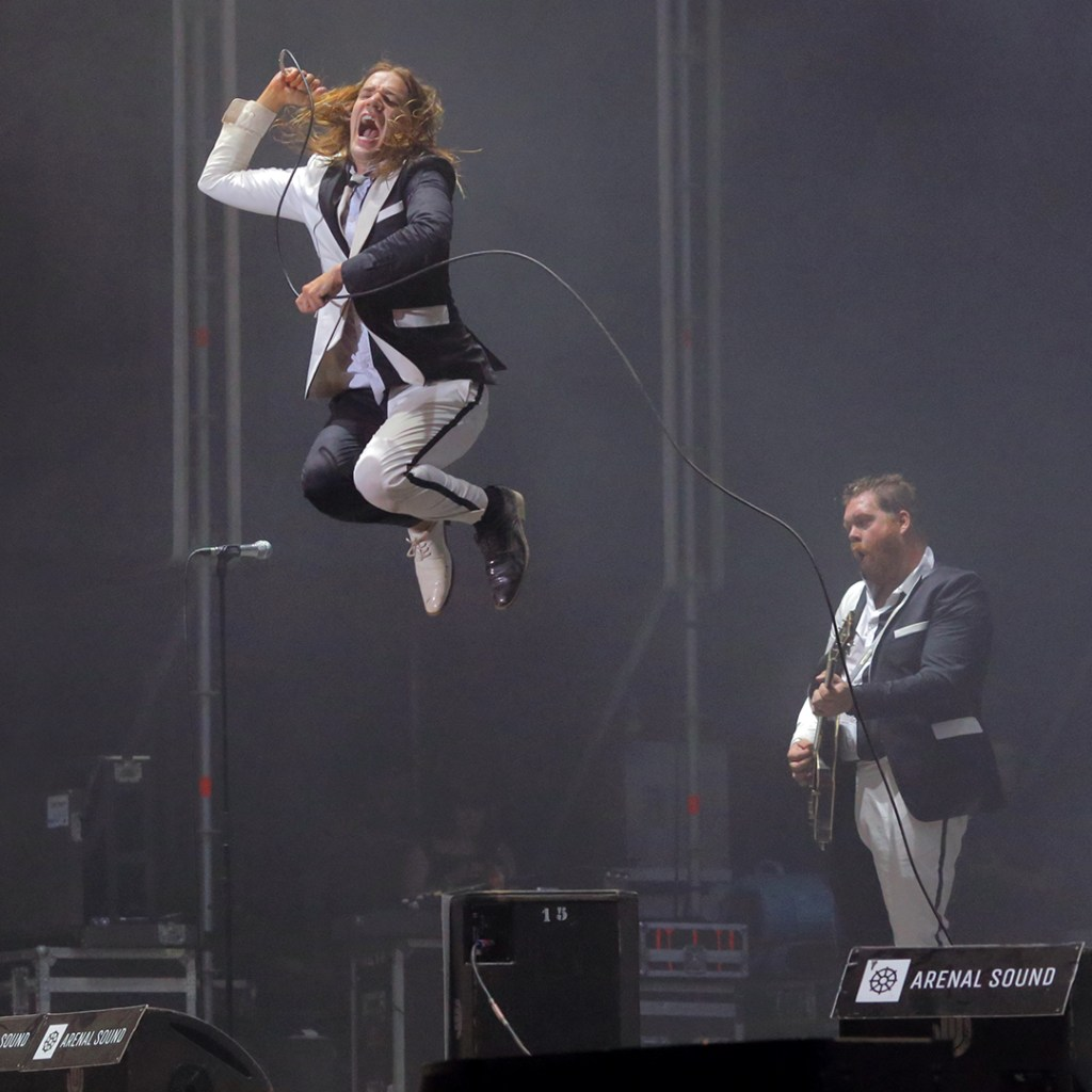 The Hives Download Festival 2018 Paris