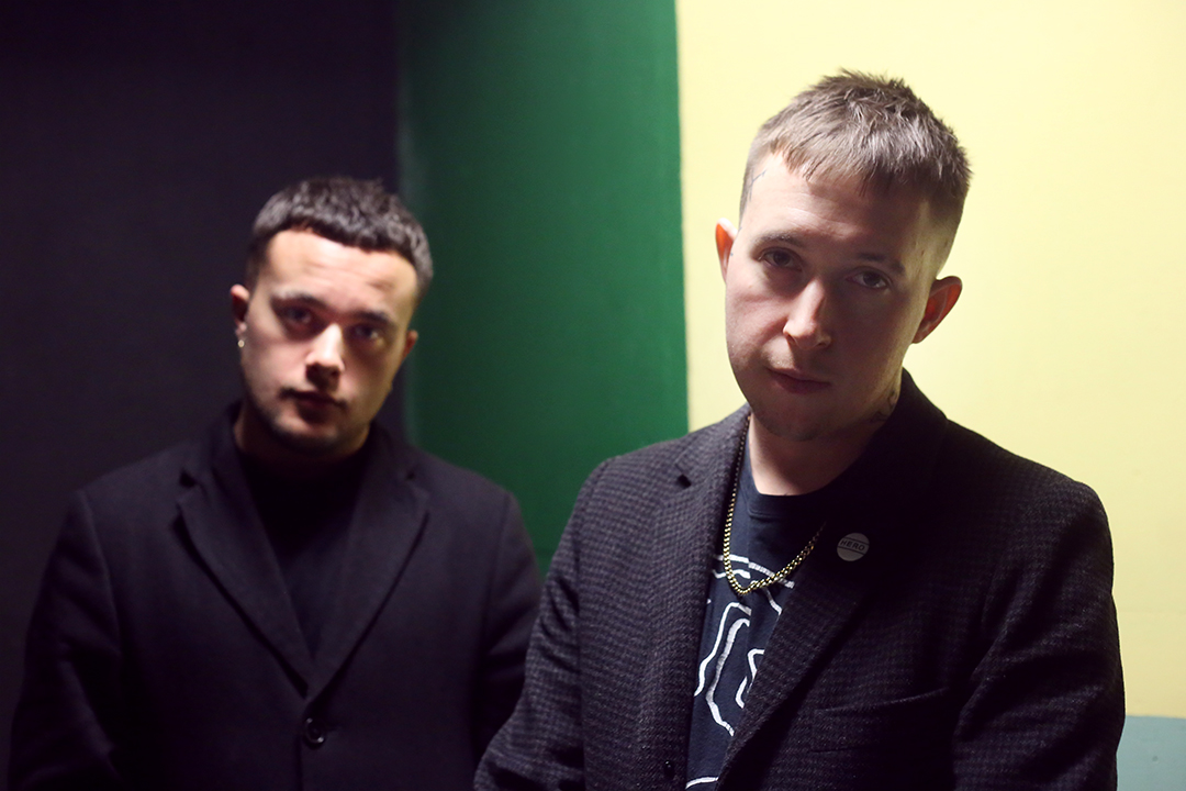 Slaves interview paris trabendo français