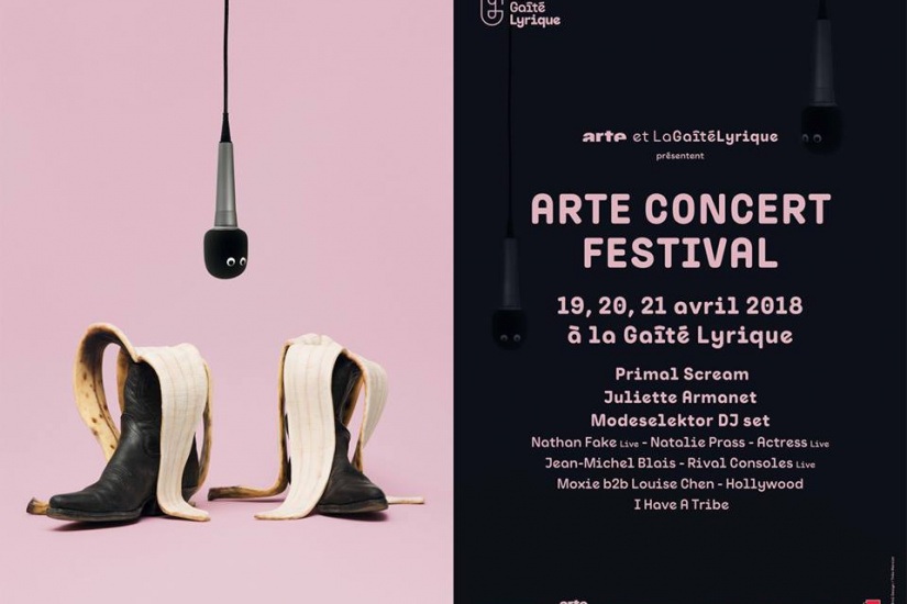 arte concert festival dancing feet soirées