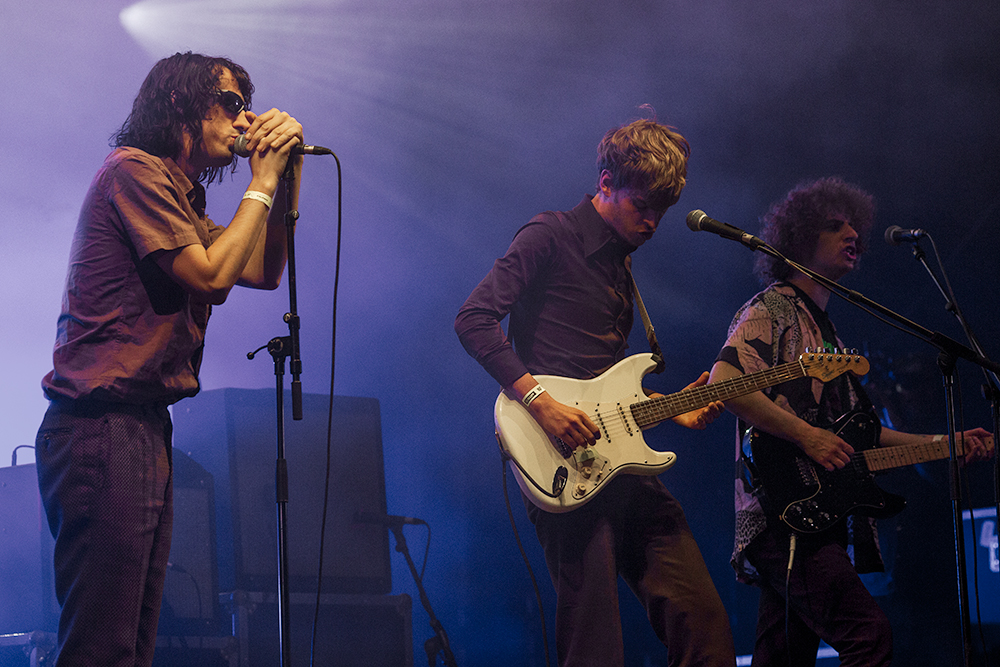 Rock en Seine 2018 Fat White Family