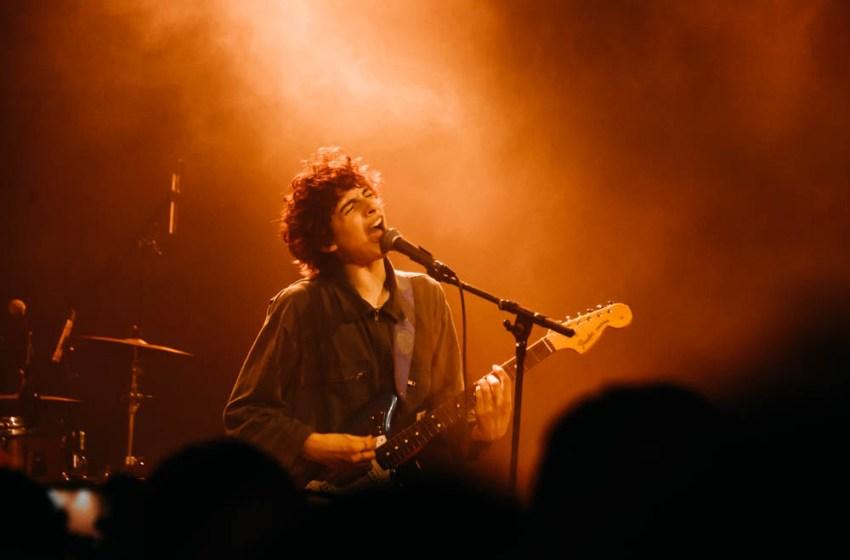 On était au concert de Calpurnia, le groupe de Finn Wolfhard (Stranger Things)