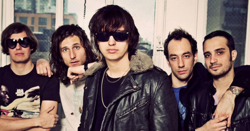 The Strokes au Lollapalooza
