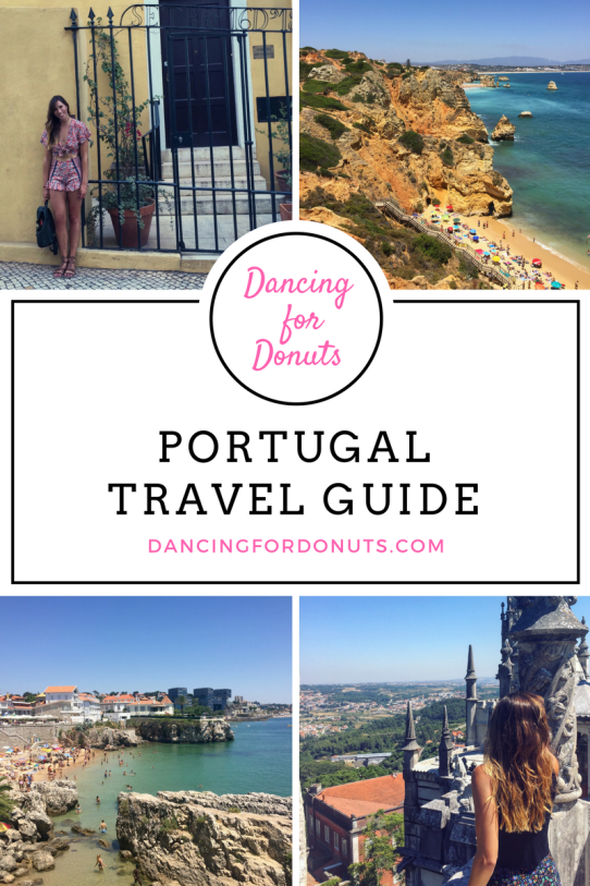 Dancing for Donuts | Portugal Travel Guide.