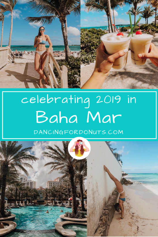 Dancing for Donuts | Celebrating 2019 in Baha Mar