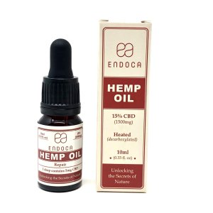 Endoca Hemp Oil 1500mg