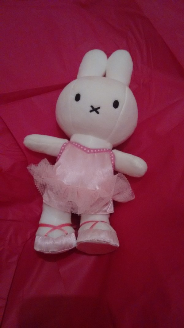 Miffy Ballerina Soft toy