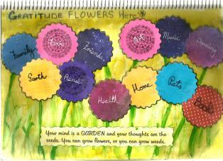1 Positive Challenge Gratitude