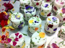 hello edible flowers; such beautiful creations – dancinglights