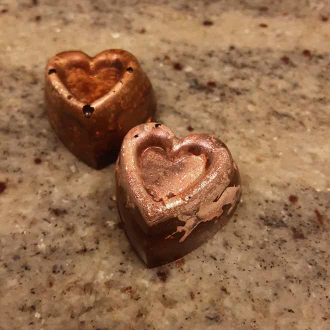 CLOUDS OF: clove, mace, and Madagascar vanilla chocolate cloud caramel in housemade Belize Trinitario 80%#chocolatier #clouds #valentines soft sunsets of cotton candy clouds brush past, enveloping the coming evening in warm comfort