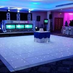 Chair Cover Rentals Langley Tan Leather Sale Led Dancefloor Archives Dancing On Stars