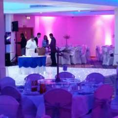 Chair Cover Rentals Langley Cheap Farmhouse Table And Chairs Led Dancefloor Archives Dancing On Stars