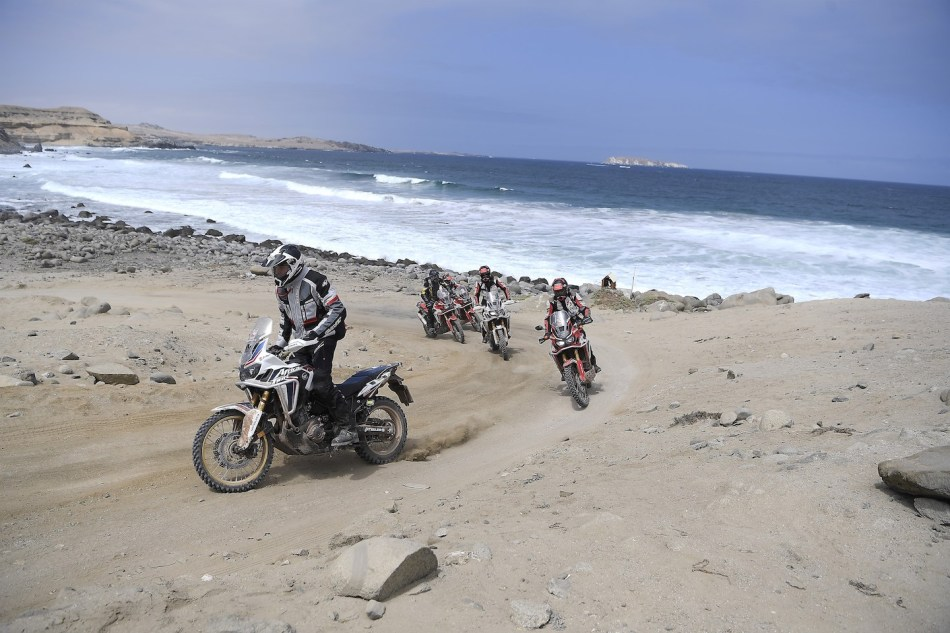 Africa Twin reaches new heights