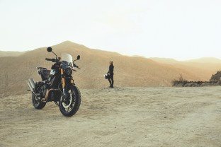 Indian already offers a touring screen for its FTR 1200 but I think I'd want something a little more substantial