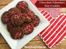 Chocolate Valentine's Day Cookies Recipe