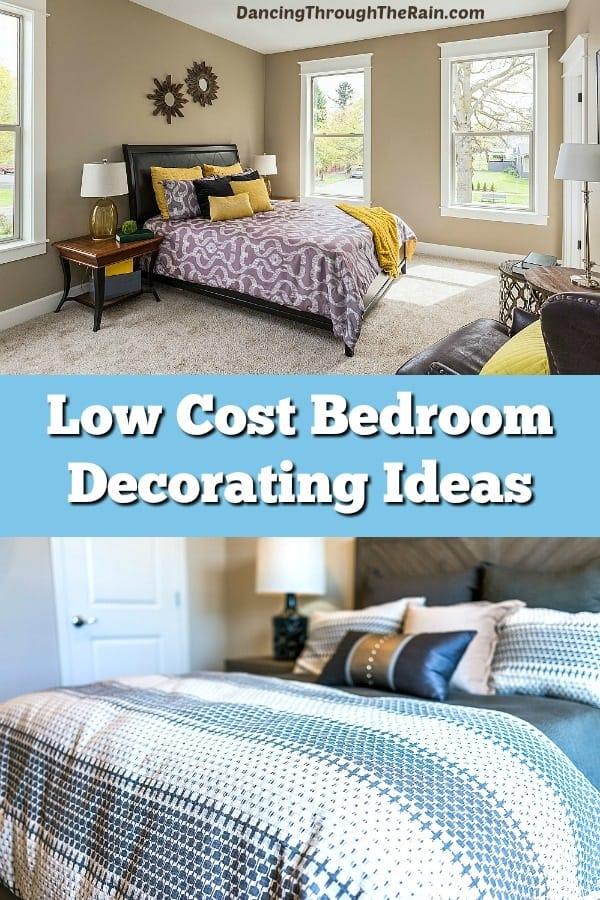 Low Cost Bedroom Decorating Ideas
