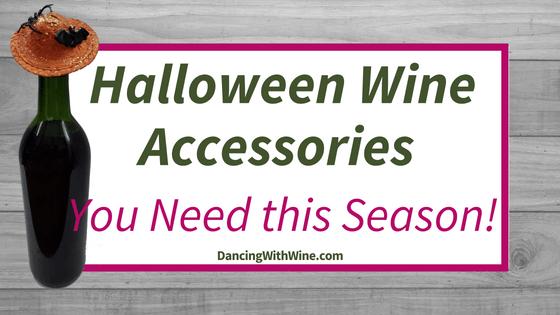 Halloween Wine Accessories You Need this Season!
