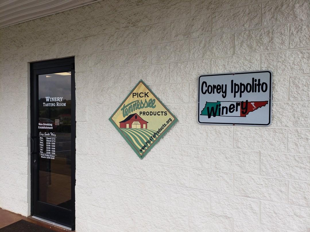 Corey Ippolito Winery