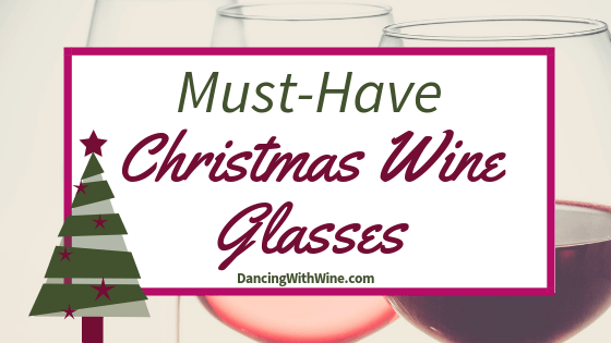 Must-Have Christmas Wine Glasses!