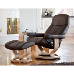 Stressless Chair Sizes Argos Sun Covers Consul Medium Recliner Ottoman From 1 795 00 By