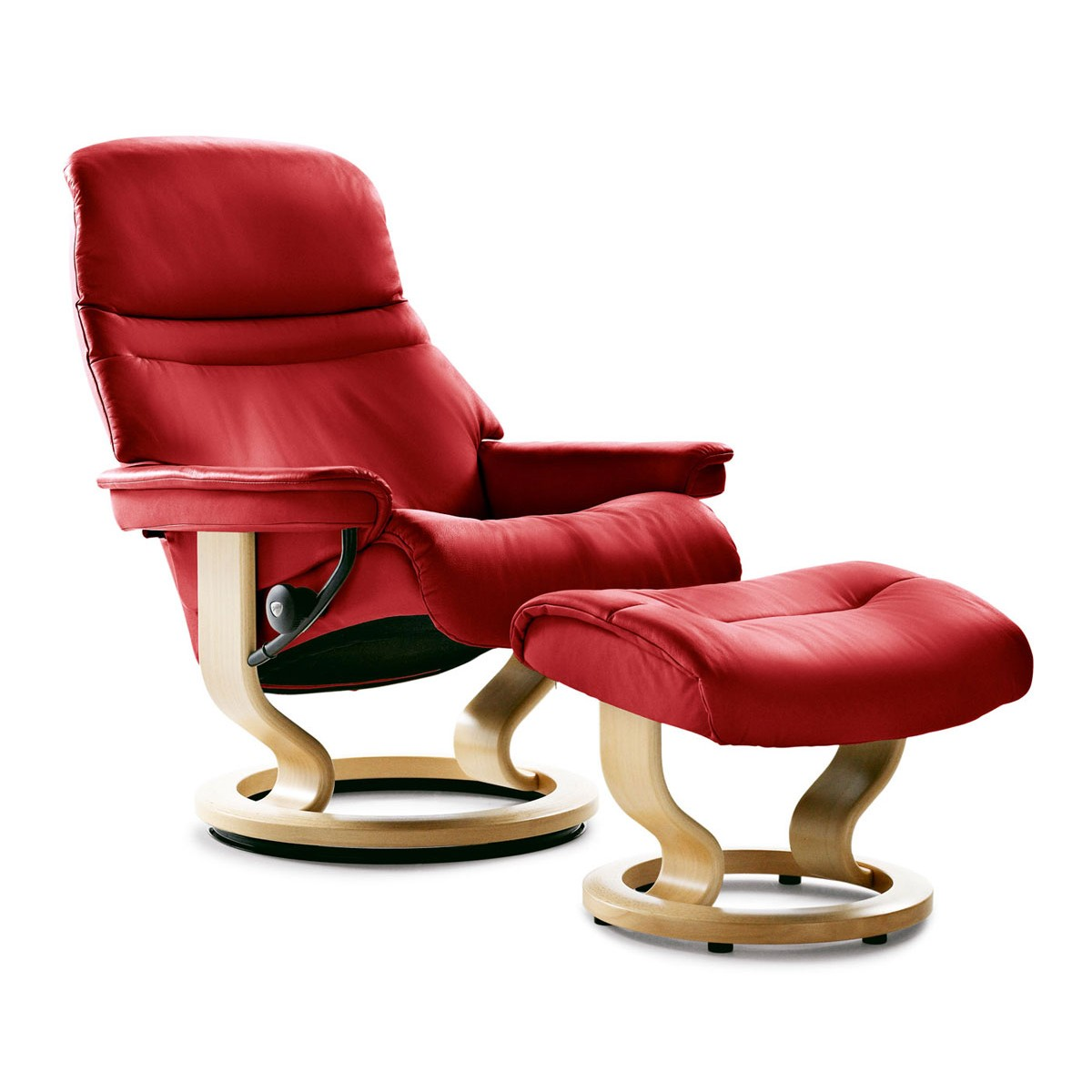 stressless chair repair parts acrylic dining chairs nz leather recliner and ottoman ekornes