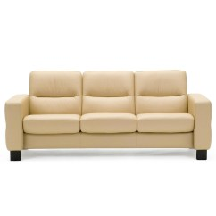 Modern Low Back Sofas Building A Sofa Table Stressless Wave From 2 995 00 By